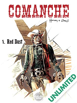 Comanche Vol. 1: Red Dust